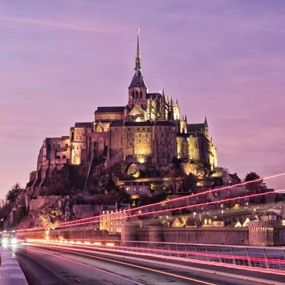 Découvrez l'incroyable Baie du Mont-Saint-Michel cover