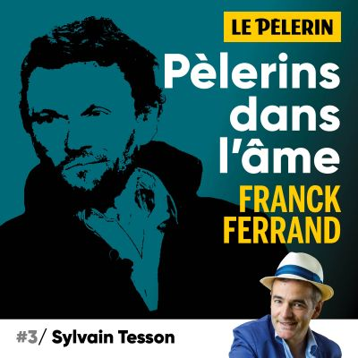 Sylvain Tesson, le marcheur des chemins noirs cover