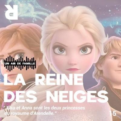 Un Air De Famille #15 - La Reine des Neiges cover