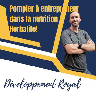 image De Pompier à entrepreneur dans la nutrition Herbalife rencontre avec Cédric Laye
