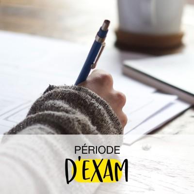 Mai - Exams cover