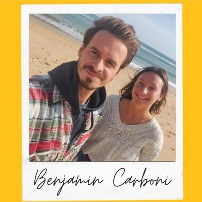 #35 | Devenir acteur de sa réalité - Benjamin Carboni (fondateur CleanWalker) cover