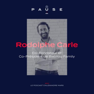 Rodolphe Carle, Co-Fondateur et Co-Président de Babilou Family cover