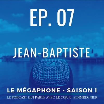 Ép. 07 - Jean-Baptiste, les graffitis & Shostakovich cover