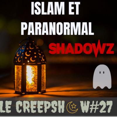 Creepshow 27 : Islam et Paralysie du Sommeil cover