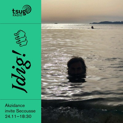 [DJ SET] Jdig! #10 - Akzidance invite Secousse cover
