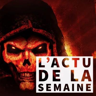 #Actu - Diablo 2, PS5 Dualsense Gate et le FPS boost chez Xbox cover