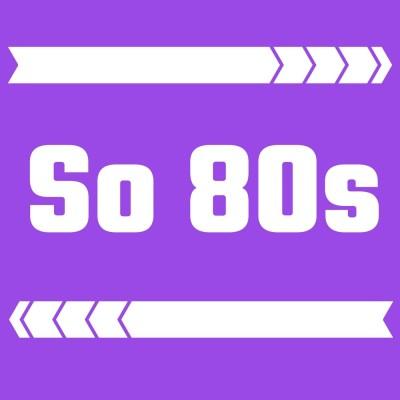 image So 80's - La tv d'Olivier