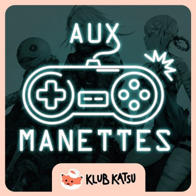 Aux Manettes #19 (feat. Mylène) – NieR Replicant, Judgment, New Pokémon Snap et autres. cover