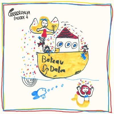 4 - Dalva 🎭 Raconte-moi une histoire cover