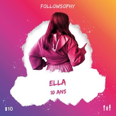 :10 Ella - 10 ans : Féministe, engagée, connectée cover