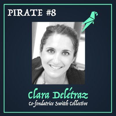 8. Clara Delétraz - Redonner du sens à sa vie pro avec Switch Collective ! cover