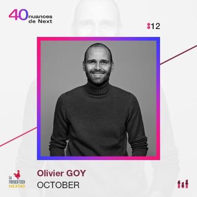 :12 Part 1 - Olivier Goy - October - La fortune sourit aux audacieux cover