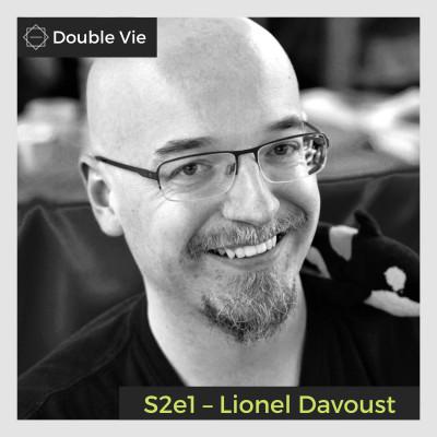 S02e01 — Lionel Davoust – Auteur de Fantasy, scientifique, musicien et podcasteur cover