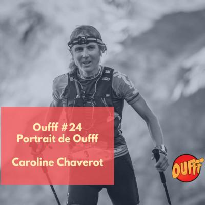 Oufff#24 - Portrait de Oufff - Caroline Chaverot cover