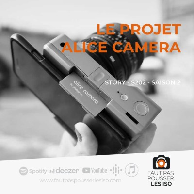 STORY - S202 - Le projet Alice Camera cover