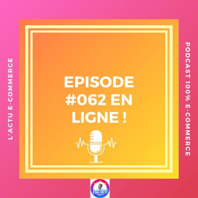 062 - Christophe Davy nous parle de Shopify, Edge Ecommerce, Social Commerce et Live Shopping avec Carrefour... cover