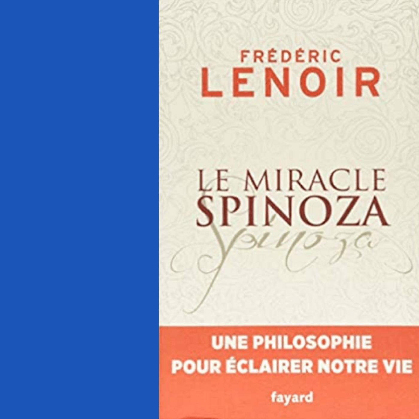 Le miracle Spinoza : Une philosophie pour éclairer notre vie (extrait du livre de Frédéric Lenoir)