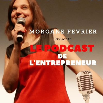 Le podcast de l'entrepreneur cover