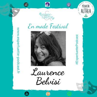 """Laurence Belvisi - Le Festival IF aux Jardins de Baracane - Esperluette """"En mode Festival"""" cover"""