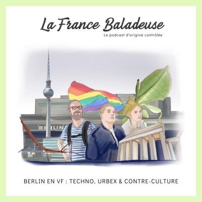 Hors série - Berlin en VF : techno, urbex et contre culture cover