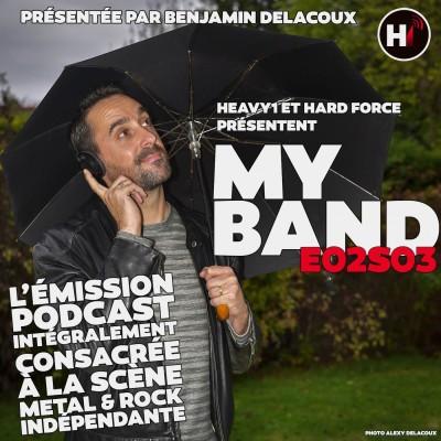 MyBand • Episode 2 Saison 3 cover