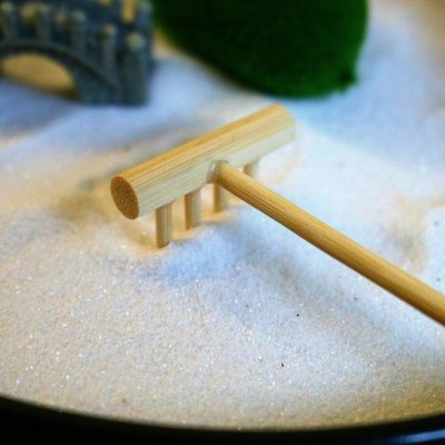 Zen Garden - Sand Crinkle Brushing Tapping Cup Sounds