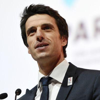 """image """"Contre toute attente"""" E3 Tony Estanguet, Président du Comité d'Organisation des Jeux Olympiques & Paralympiques de Paris 2024"""