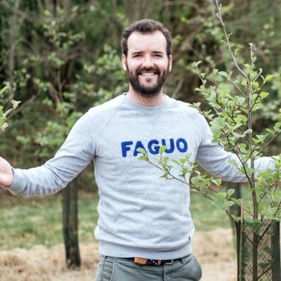 #6 NICOLAS ROHR. Faguo, le succès d'une entreprise à mission cover