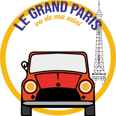 Le Grand Paris vu de ma Mini cover
