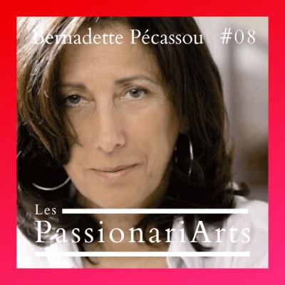#08 Bernadette Pécassou, romancière - Raconter la vie des femmes, rigueur journalistique et authenticité cover