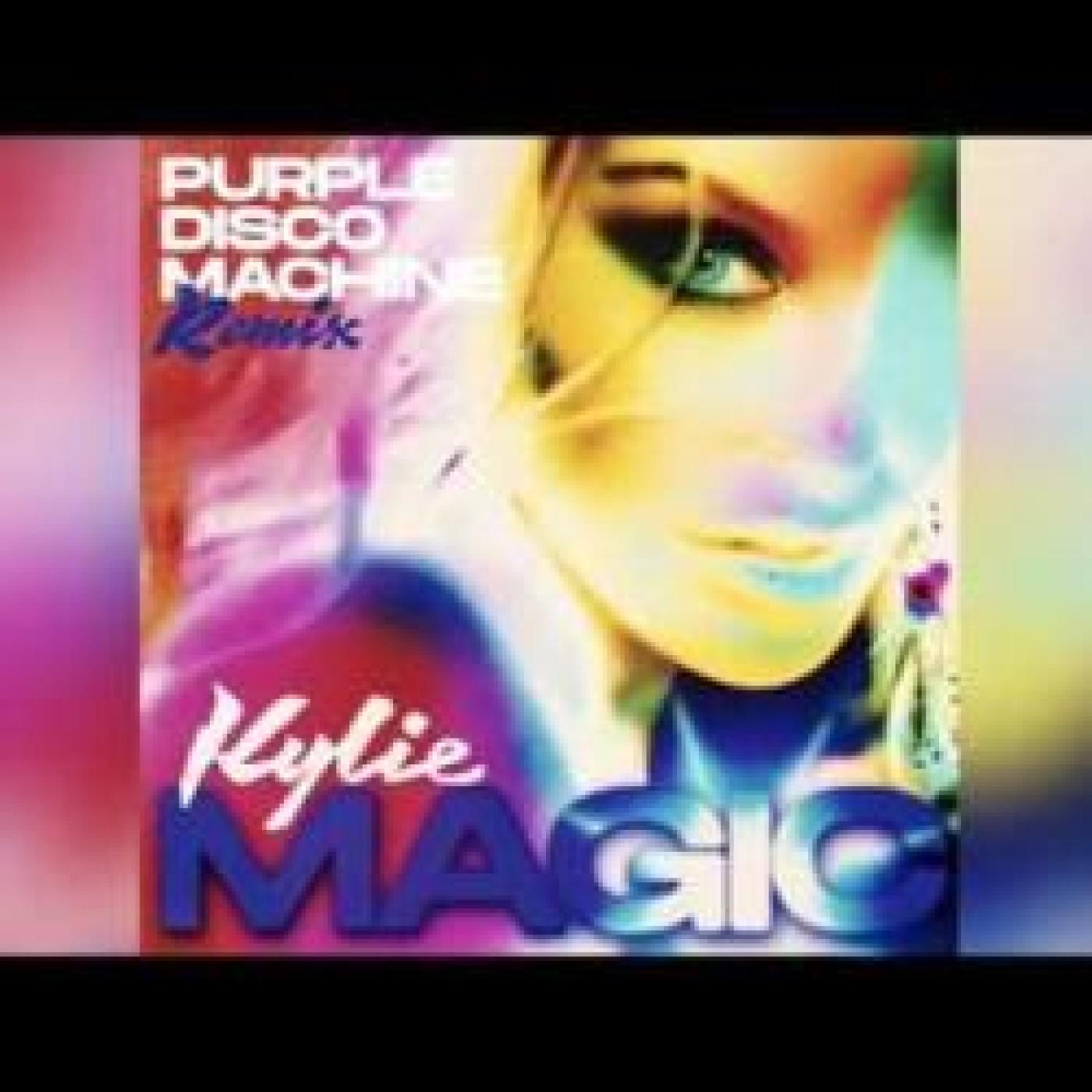 Music News de La Matinale FG : Purple Disco Machine remixe Kylie
