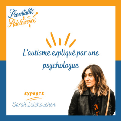 48. L'autisme expliqué par une psychologue cover