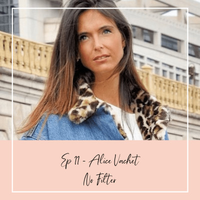 EP 11 - ALICE VACHET - NO FILTER cover