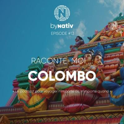 Raconte-moi ... Colombo au Sri Lanka cover