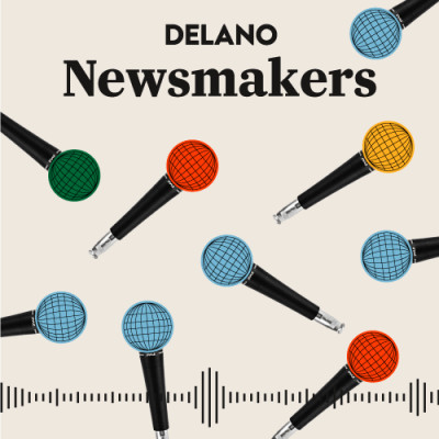Image of the show Delano Newsmakers