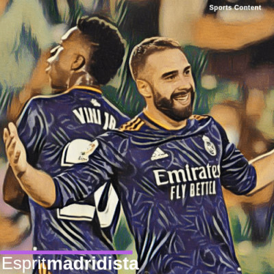 Esprit positif du Real Madrid avant la trêve internationale ! cover