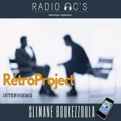 """""""RetroProject"""" Du 31/05/21. Invité :Les Grands Frères & Soeurs de Sartrouville cover"""