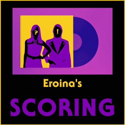 Eroina's SCORING cover