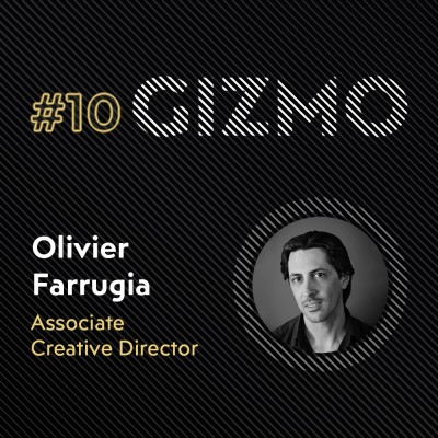 #10 - Olivier Farrugia - Associate Creative Direction - Binyan cover