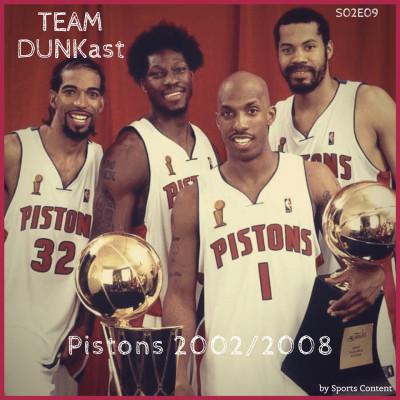 Detroit Pistons 2002/2008 cover