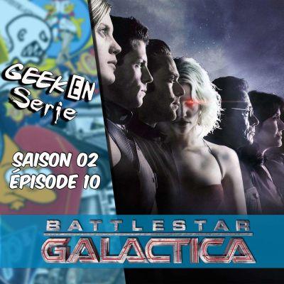 image Geek en série 2X10: Battlestar Galactica
