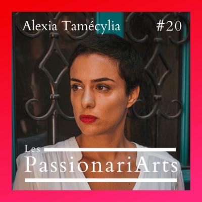 #20 Alexia Tamécylia, autrice - Langue de lutte cover