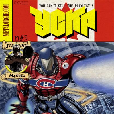 YCKP #5 (Mathieu) : Crêpecore cover