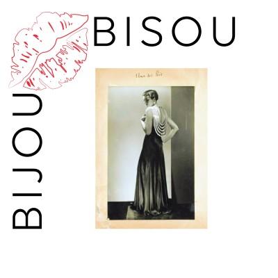 Le bijou comme un bisou #71 les robes bijoux de Jeanne Lanvin cover