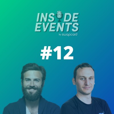 How to Plan a Virtual Conference - the Evolve Case Study  with Isaïe Simonnet and Damien Courbon cover