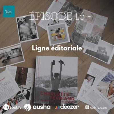 EP 16 -Ligne éditoriale cover