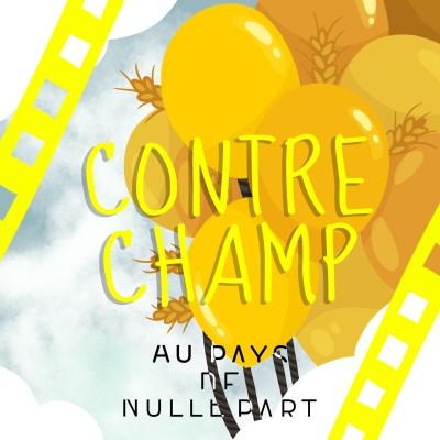 """mini-série """"cinéma et ruralité"""": #13 """"Contre Champ"""" cover"""