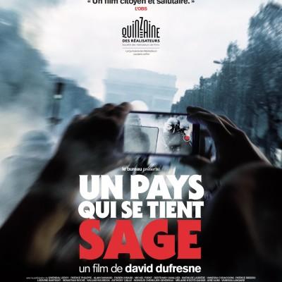 Critique du Film Un pays qui se tient sage cover