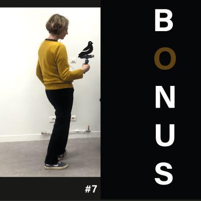 #7 Bonus Le pigeon, un empêcheur de tourner en rond. Entretien avec Marine Legrand